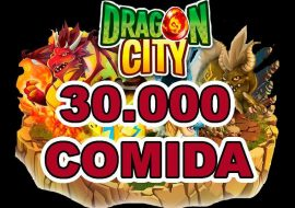 Hack de Comida para Dragon City